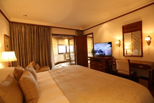 Executive suite at Taj Palace Hotel Delhi