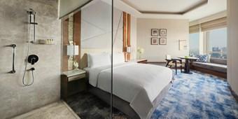 Horizon Premier rooms in Shangri La, New Delhi