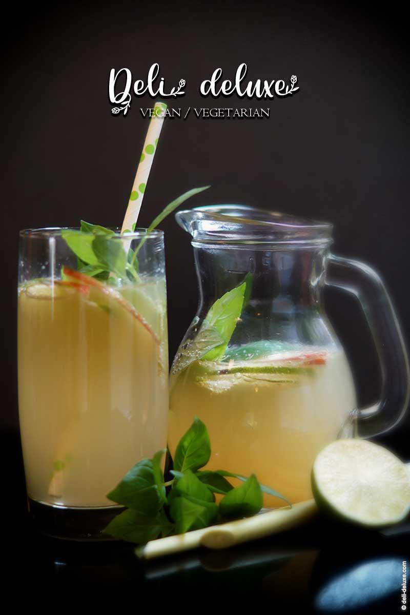 Zitronengras-Limonade