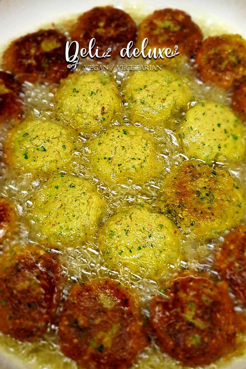 einfaches gelingsicheres Falafelrezept