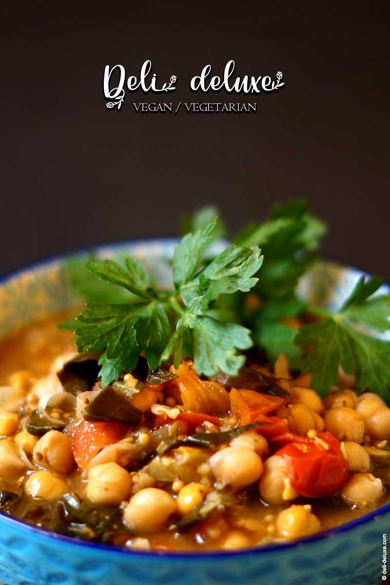 ayurvedisches Kichererbsen Kohl Curry 🥕🥕