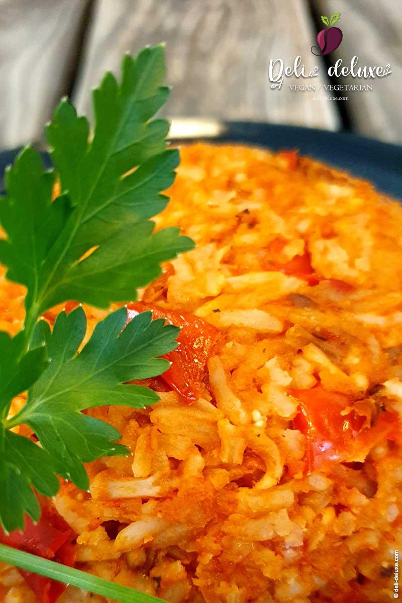 serbischer Djuvec-Reis Rezept 🥕🥕
