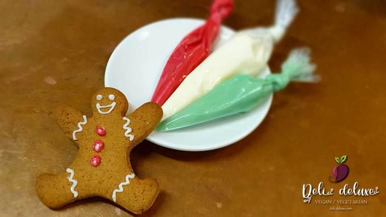 vegane Weihnachtsplätzchen