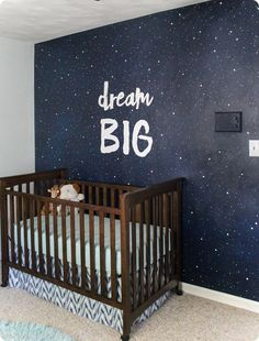 D.I.Y Painted Accent Wall