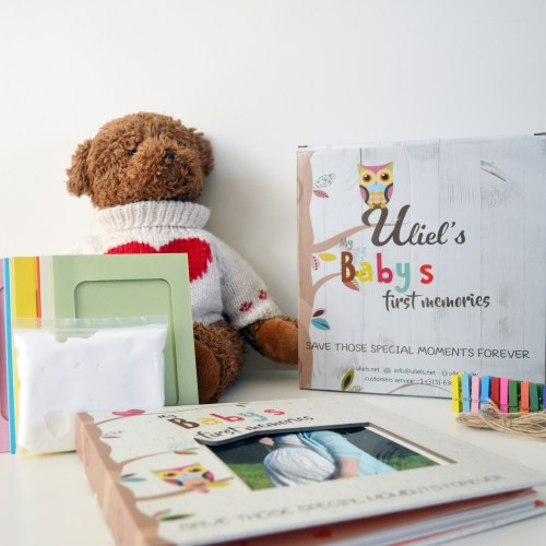 Baby Keepsake Set + Giveaway!