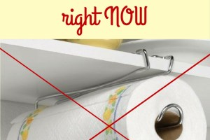 Why you should stop using paper towels right NOW