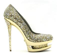 Glam up your feet with Glitter shoes for less (1/6)