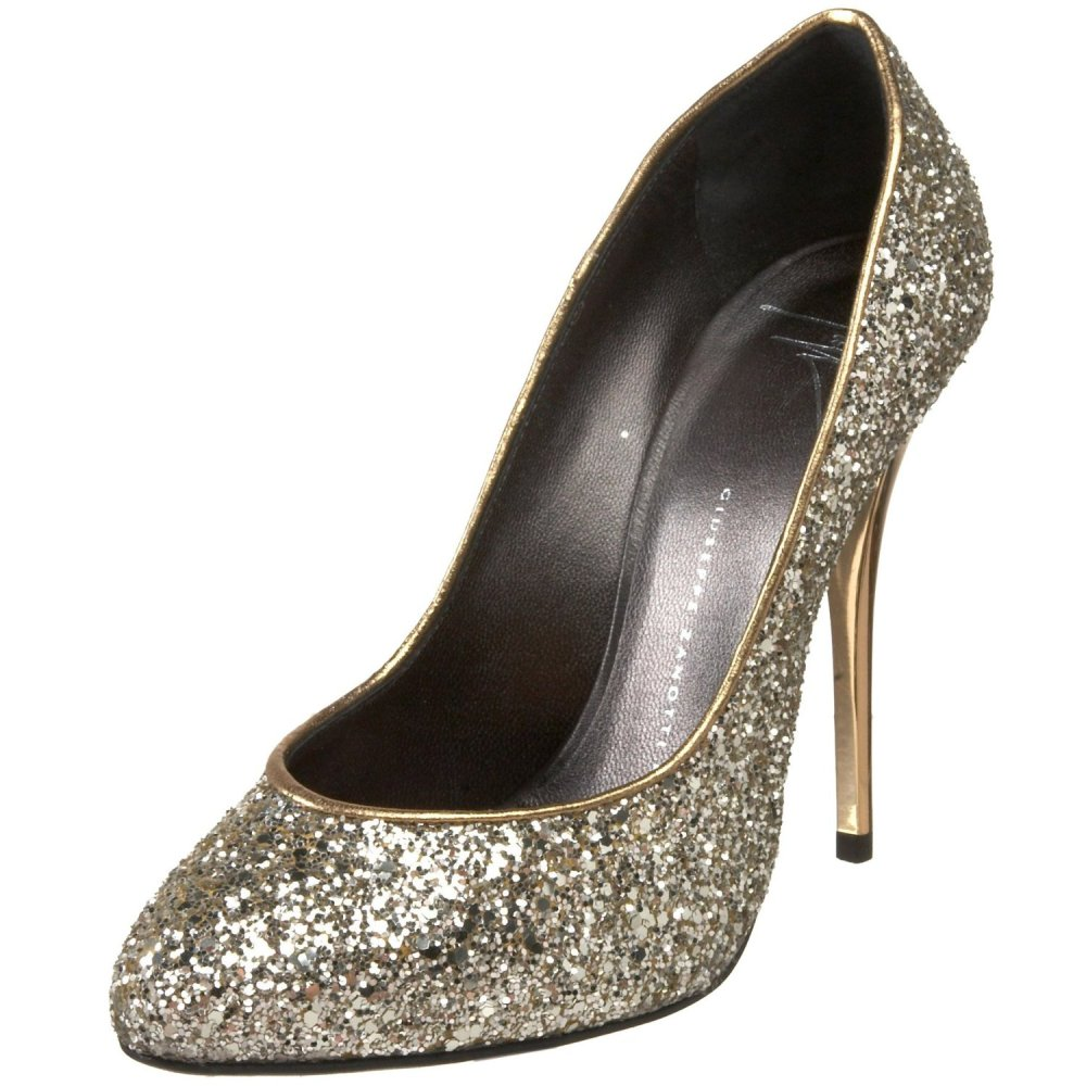Glam up your feet with Glitter shoes for less (4/6)