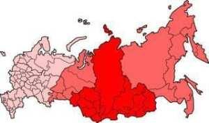 Sibiř (rusky: Сиби́рь)