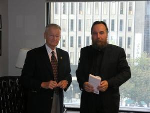 Zbigniew Brzezinski a Alexandr Dugin