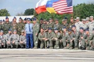 Nejsilnějším trumfem pro aktivizaci armád NATO je ukrajinská karta