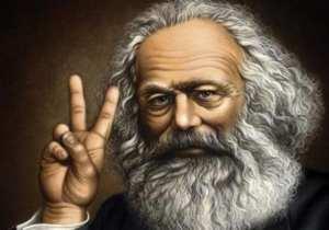 Karel Marx ¡Presente!