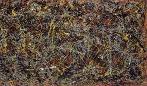 Jackson Pollock: No. 5, 1948.