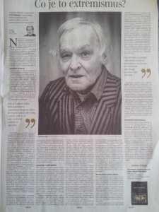 Guillaume Faye v Lidových novinách