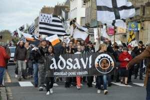 Bretonští nacionalisté Adsav