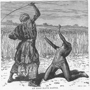 Arab slave master