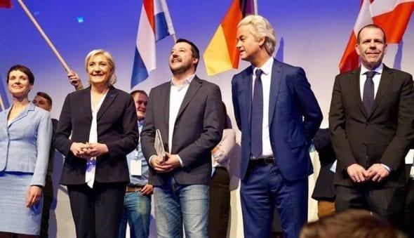 Evropa národů a svobody, Koblenz