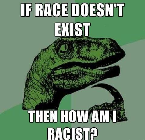 Rasa neexistuje?