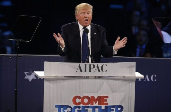 Presidential Candidates Address AIPAC Policy Conference