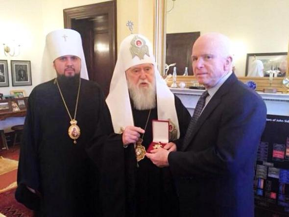 Samozvaný patriarcha Filaret
