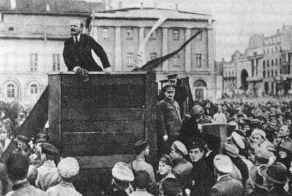 Lenin Trocký Kameněv květen 1920