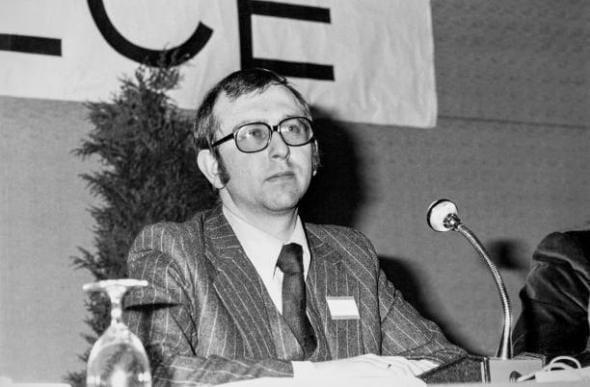 Alain de Benoist 1977
