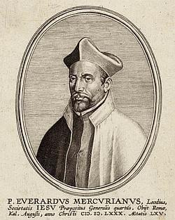 Everard Mercurian (1514-1580)