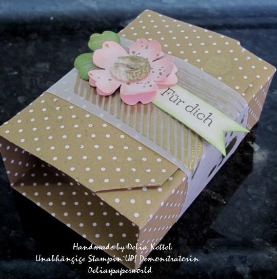 Origami Box Kandiszucker
