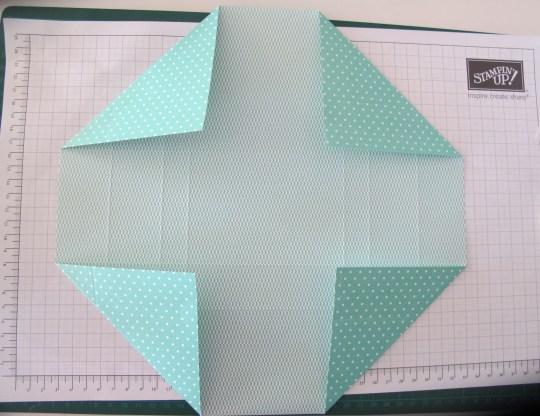 Anleitung Origami - Box 2
