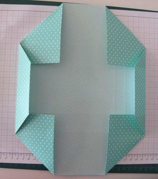 Anleitung Origami - Box 3