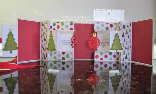 Mini Album Weihnachten Delia Kettel 3