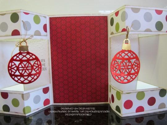 Mini Album Weihnachten Delia Kettel 6