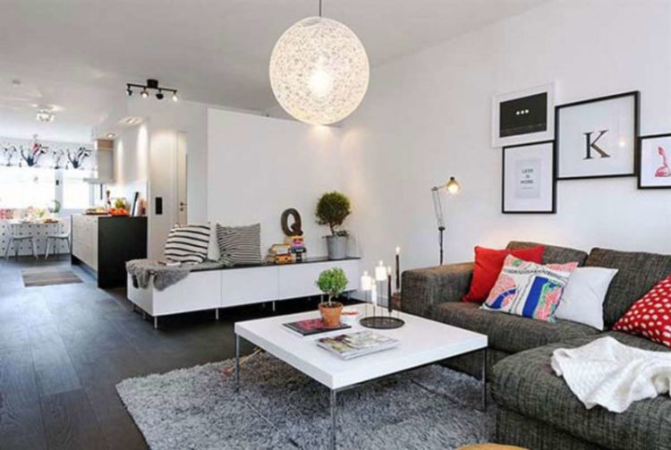 Minimalist Apartment Decor - Modern & Luxury Ideas