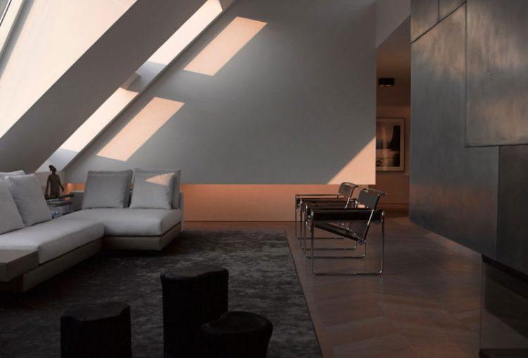 The mansard apartment Bernd Gruber