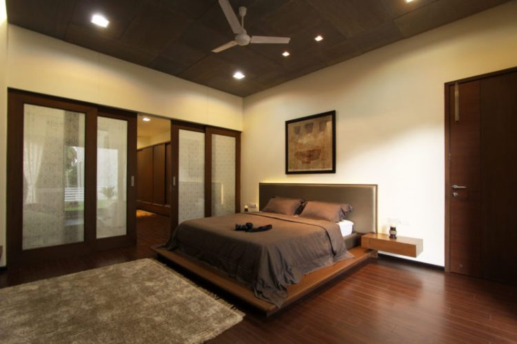 Bedroom ceiling color ideas