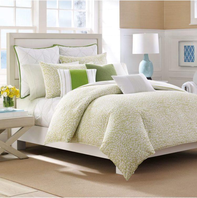Comforter Green