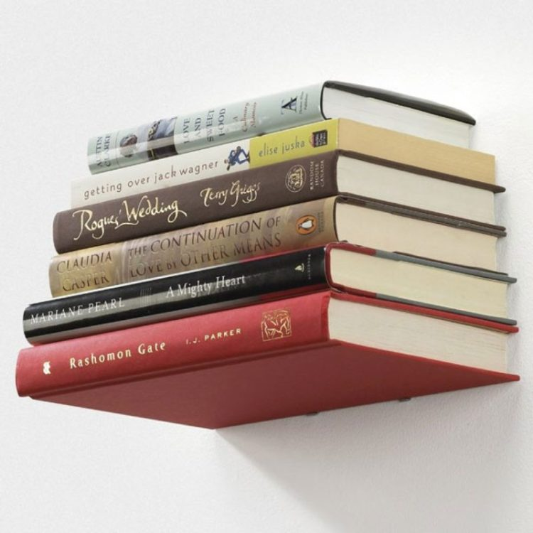 Invisible Bookshlef