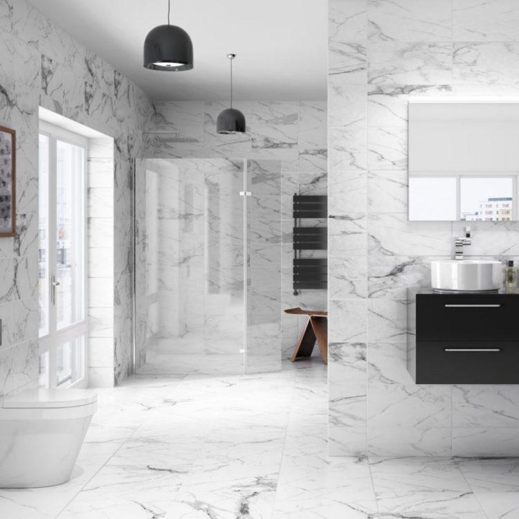Marble Bathroom Tiles