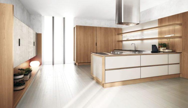 Futuristic Design Kitchen