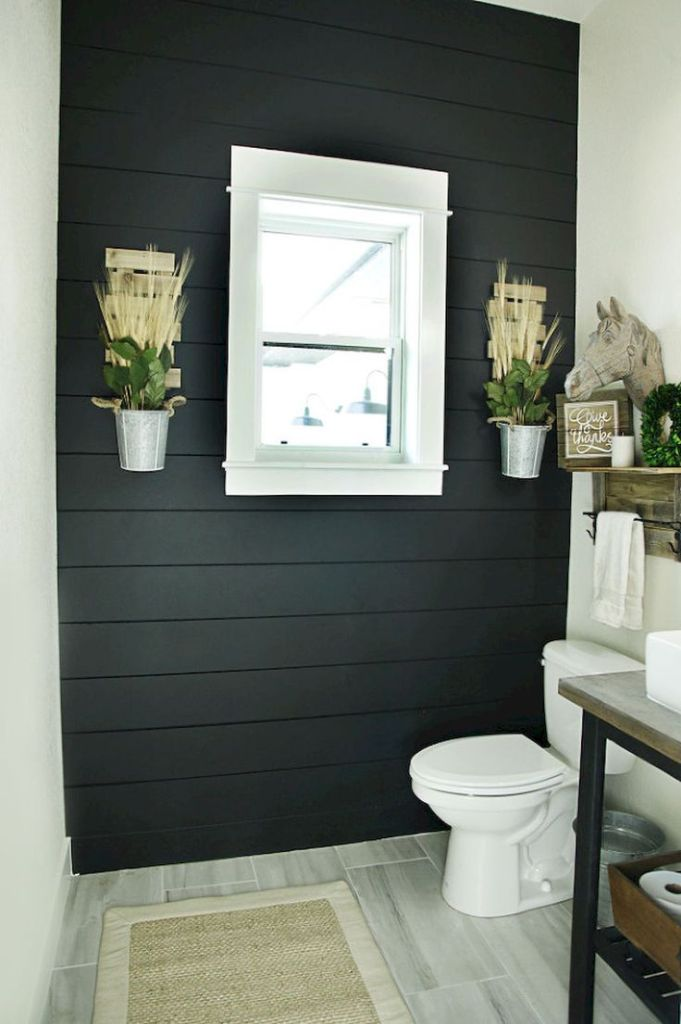 Classic & Cool Half Bathroom Ideas