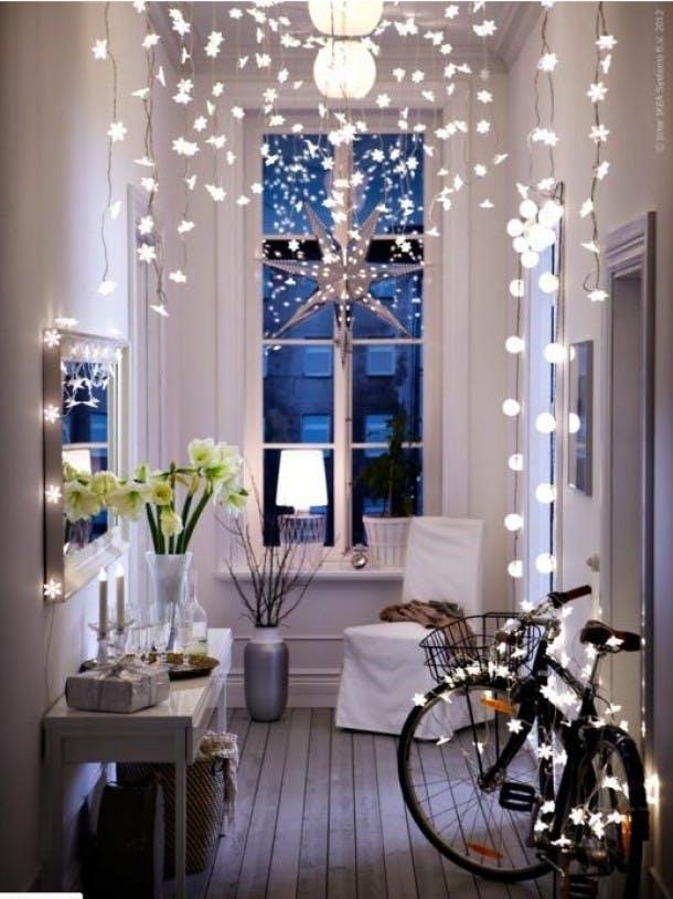 Home Interior Christmas Decorations