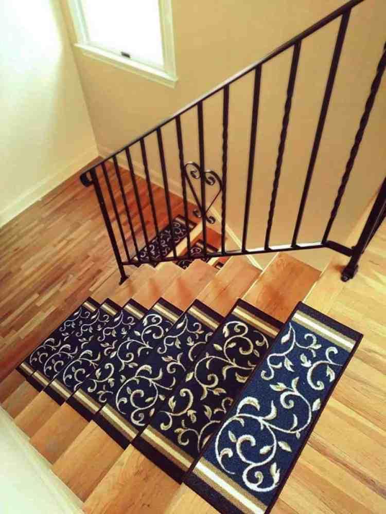 Gloria rug stair treads carpet non slip