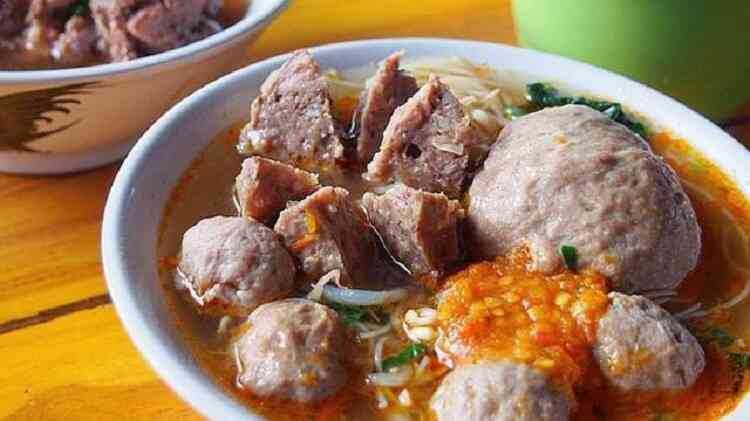 Bakso - foods that start with b