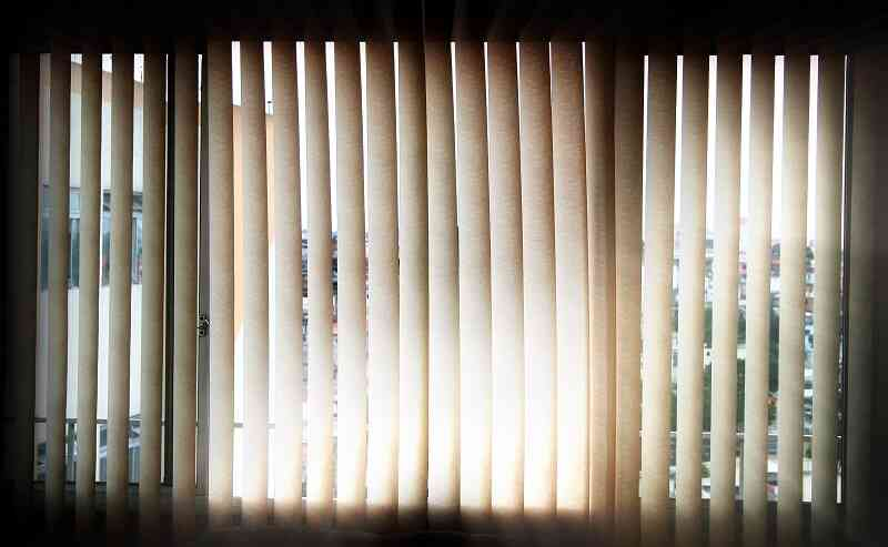 lifespan of vertical blinds