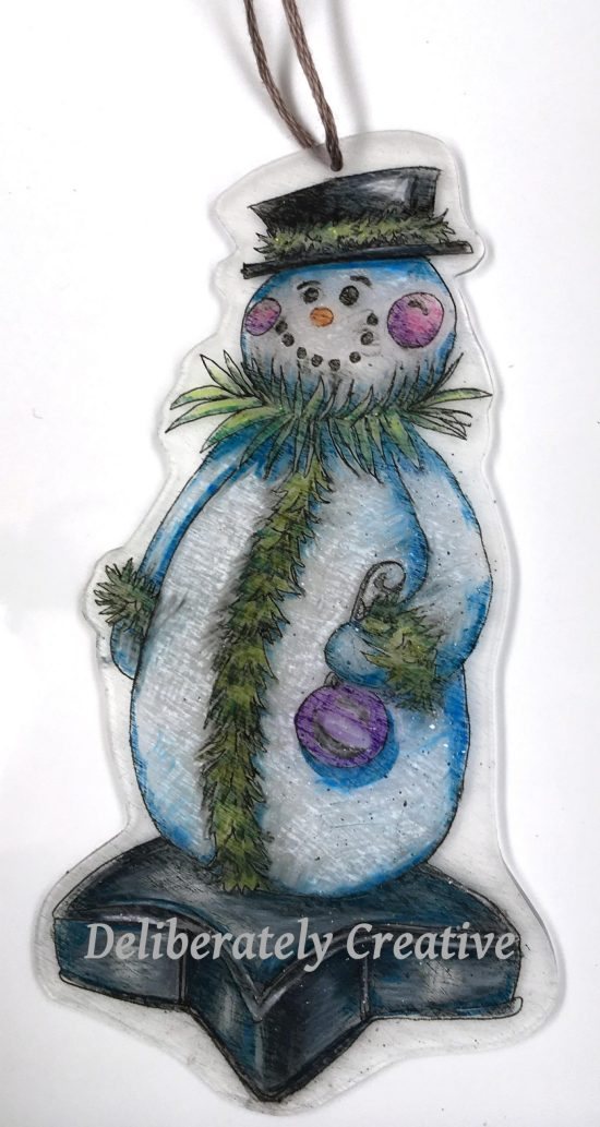 Big Shrinky Snowperson