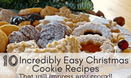 10 Easy Christmas Cookie Exchange Recipes