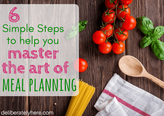 A Simple Guide to Help You Learn How to Meal Plan