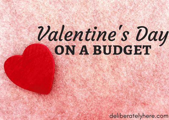 Celebrate Valentine's Day on a Budget