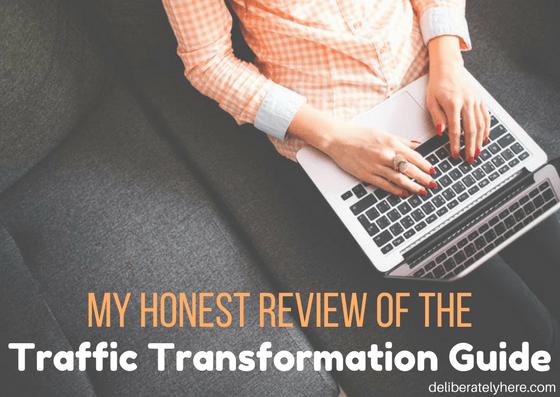 My Honest Review Lena Gott's Traffic Transformation Guide