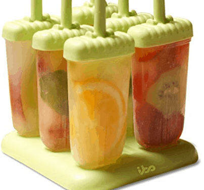 Reusable Popsicle Molds $8.95